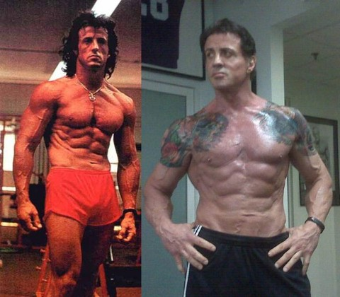 Who has a better physique Arnold or Stallone | Stronger 24