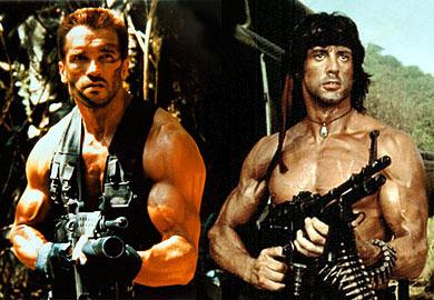 Who Has Had A Better Physique Arnold Schwarzenegger Or Sylvester Stallone