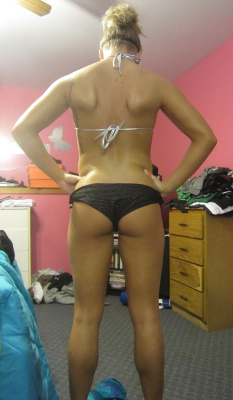 Discuss impossible Pictures of my girlfriends bikini really